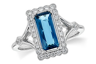 M217-87712: LDS RG 1.58 LONDON BLUE TOPAZ 1.75 TGW
